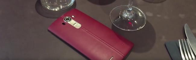Test du smartphone LG G4