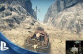 Gameplay de Mad Max sur PS4