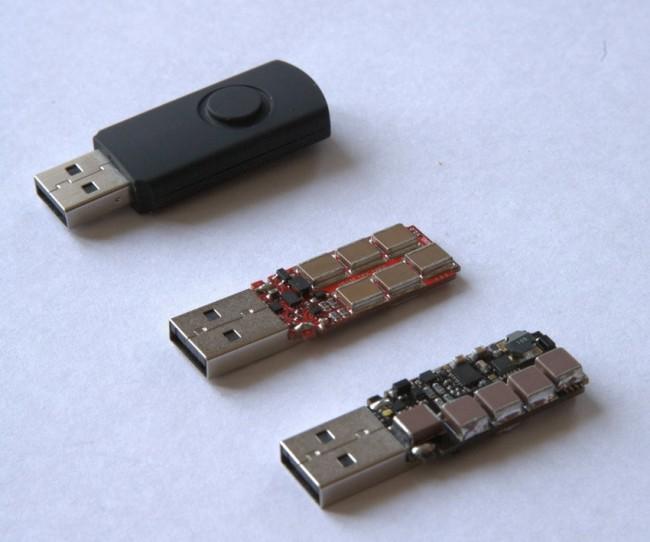 Comment tout détruire avec une clé USB ?