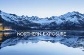 Snowboarding nordique