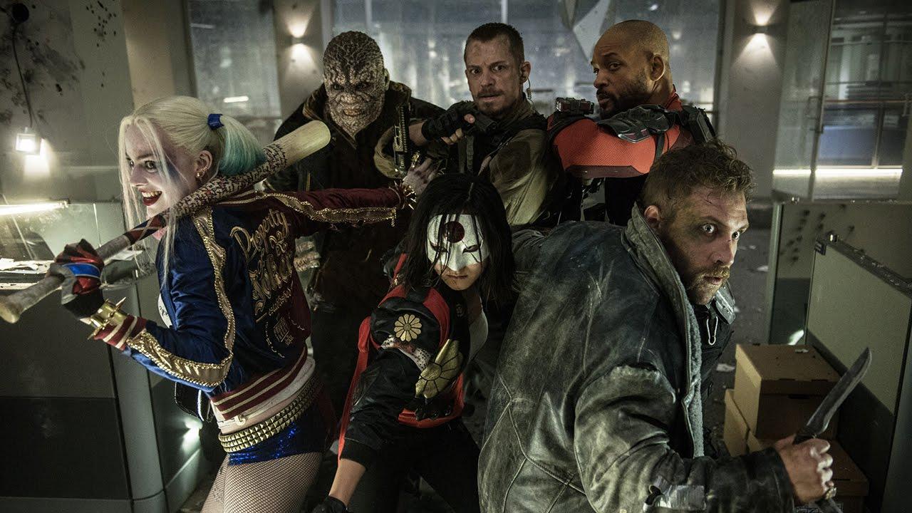 Suicide Squad – La bande annonce