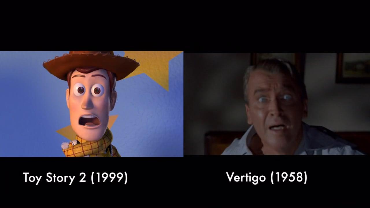 Toute une culture cinématographique cachée dans les films de Pixar