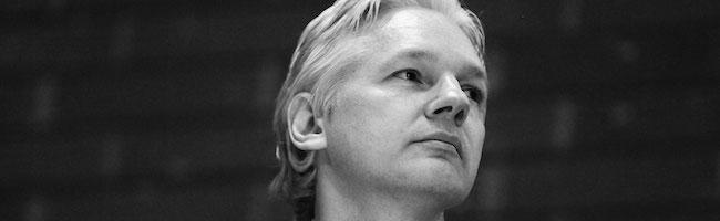 22 minutes avec Julian Assange