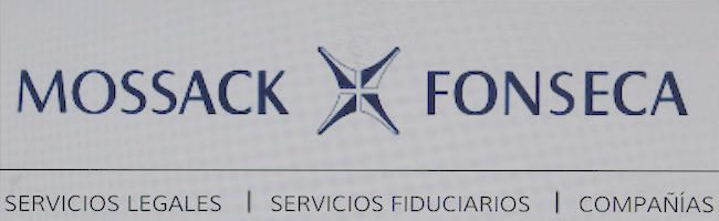 The Spanish language website of the Mossack Fonseca law firm is pictured in this illustration taken April 4, 2016.  REUTERS/Reinhard Krause/Illustration - RTSDHJK