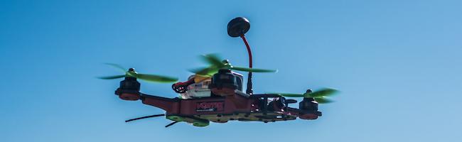 Course de drones – Au coeur du FPV AirShow