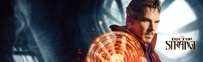 Doctor Strange débarque !