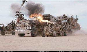 Mad Max Fury Road, sans effet spéciaux, c'est bien aussi