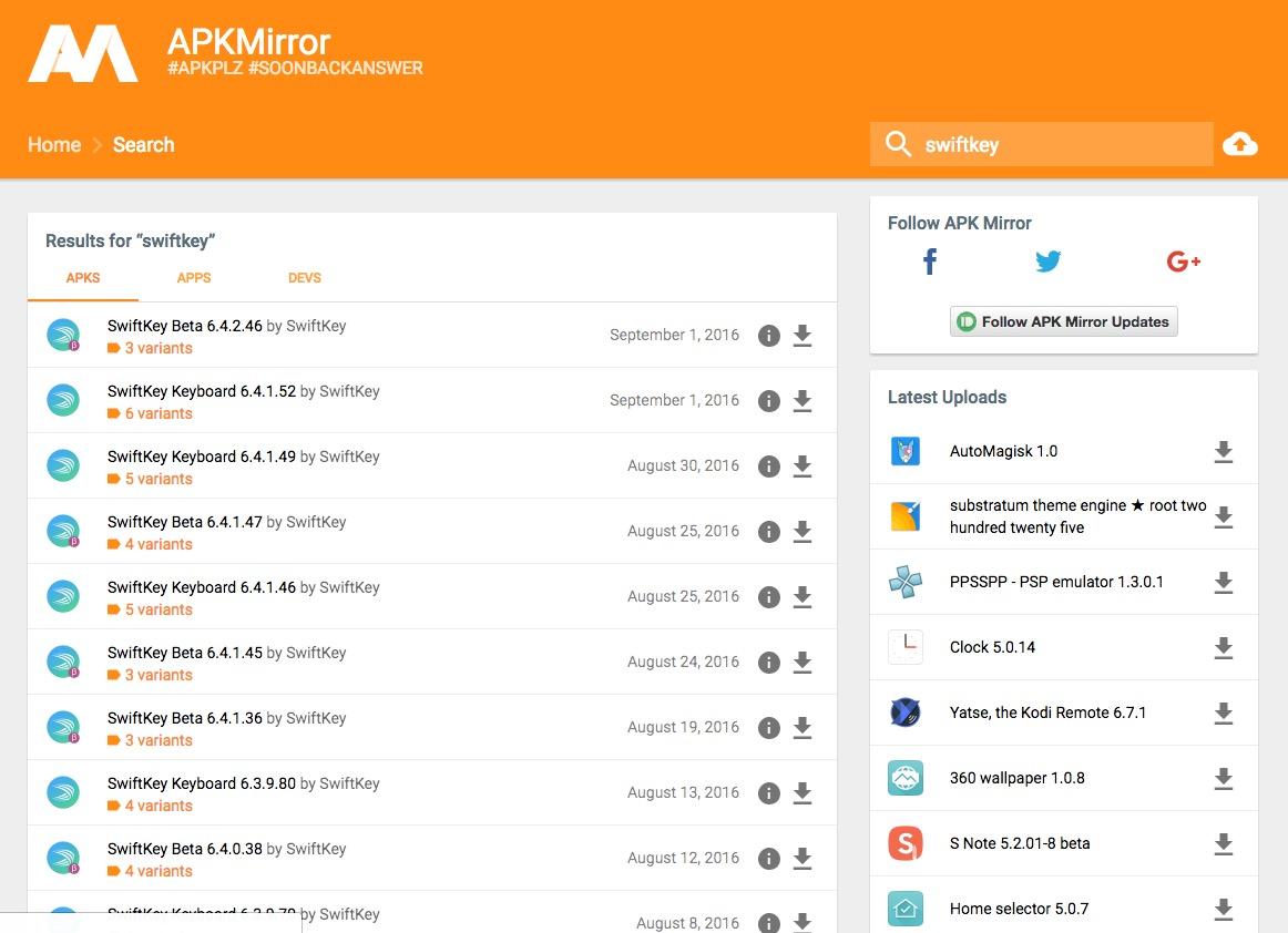 Comment installer une ancienne version d'APK sous Android ? – Korben