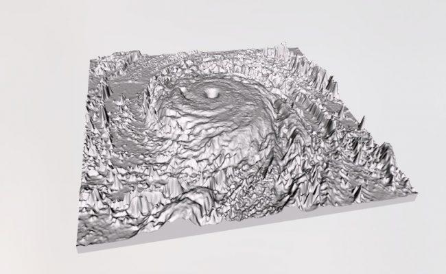 Les modèles 3D de la NASA sont sur Github