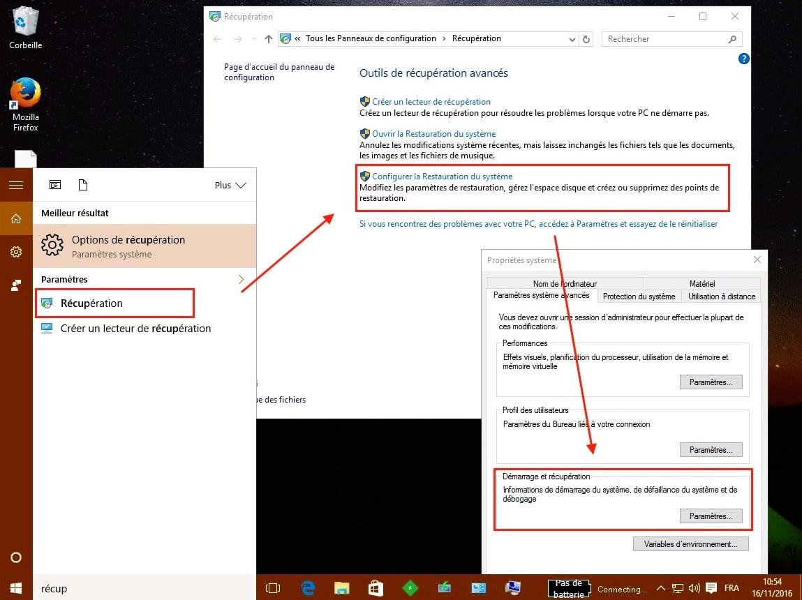 Windows 10 quelques conseils pour am liorer les for Reduire fenetre windows