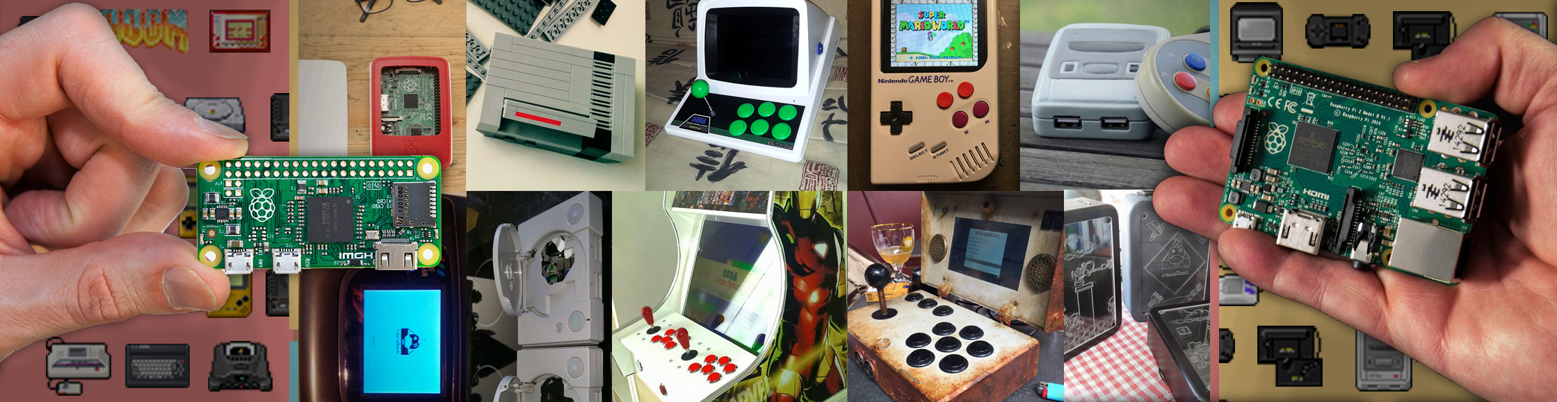 borne arcade avec pc portable