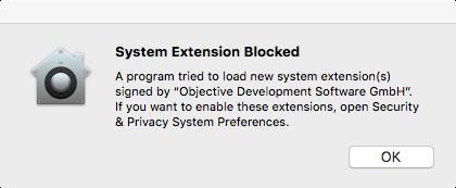 La protection SKEL de macOS High Sierra déjà contournée (Secure Kext Loading)