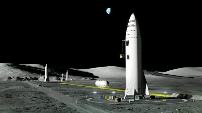 """La """"Big Fucking Rocket"""" ou comment Elon Musk va nous envoyer à Tokyo, Los Angeles, la Lune et Mars"""