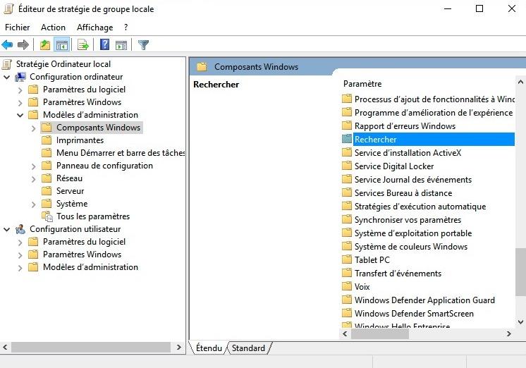 Puis activez-le et redémarrez Windows, ou entrez la commande suivante dans  une invite de commande Dos pour forcer son activation   0d1b4ff27e33