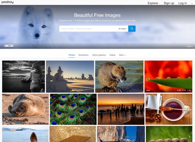 Un plugin WordPress pour trouver des images libres de droits
