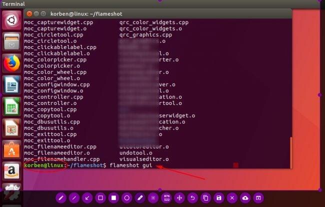 FlameShot – L'outil presque parfait pour vos captures écran sous Linux