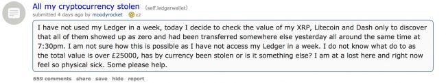 Attention aux arnaques avec les wallets matériels pour stocker vos cryptomonnaies