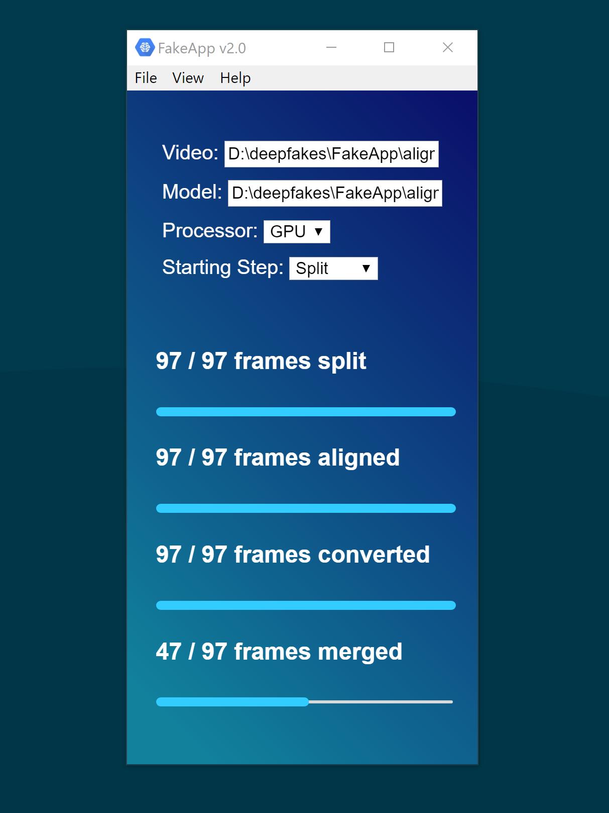 DeepFakes – Remplacez un visage dans n'importe quelle vidéo