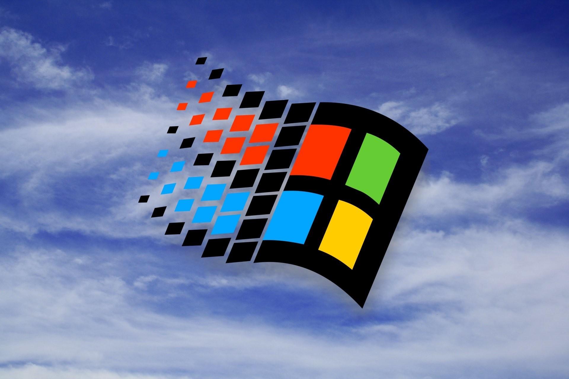 Si Windows 95 était sorti sur mobile…