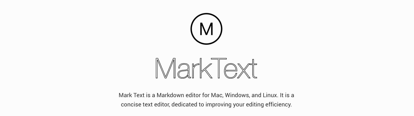 MarkText – Un nouvel éditeur markdown multi plateformes