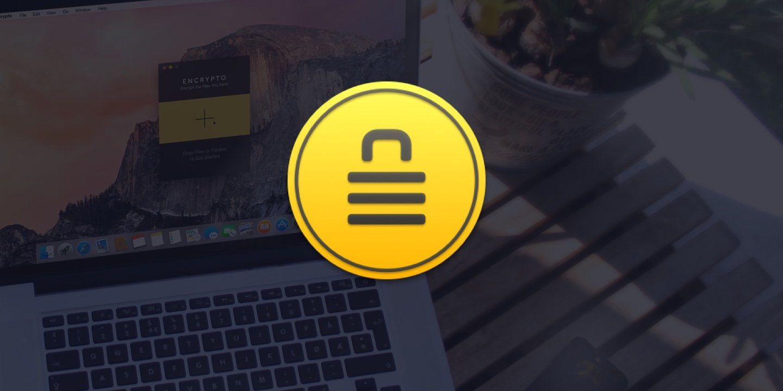 Encrypto – Chiffrez facilement vos fichiers sous macOS et Windows