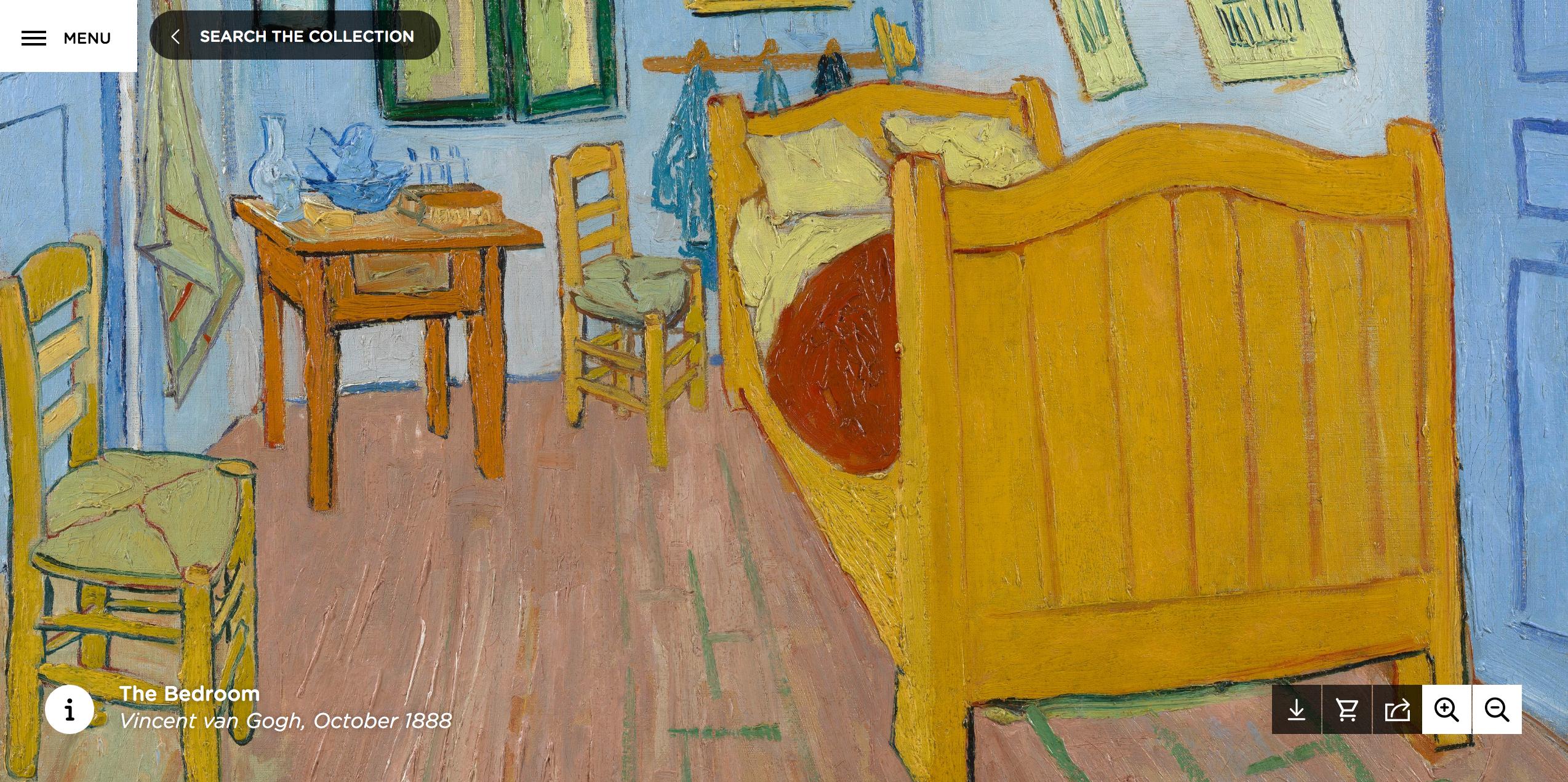 Toutes les peintures de Vincent Van Gogh sont téléchargeables