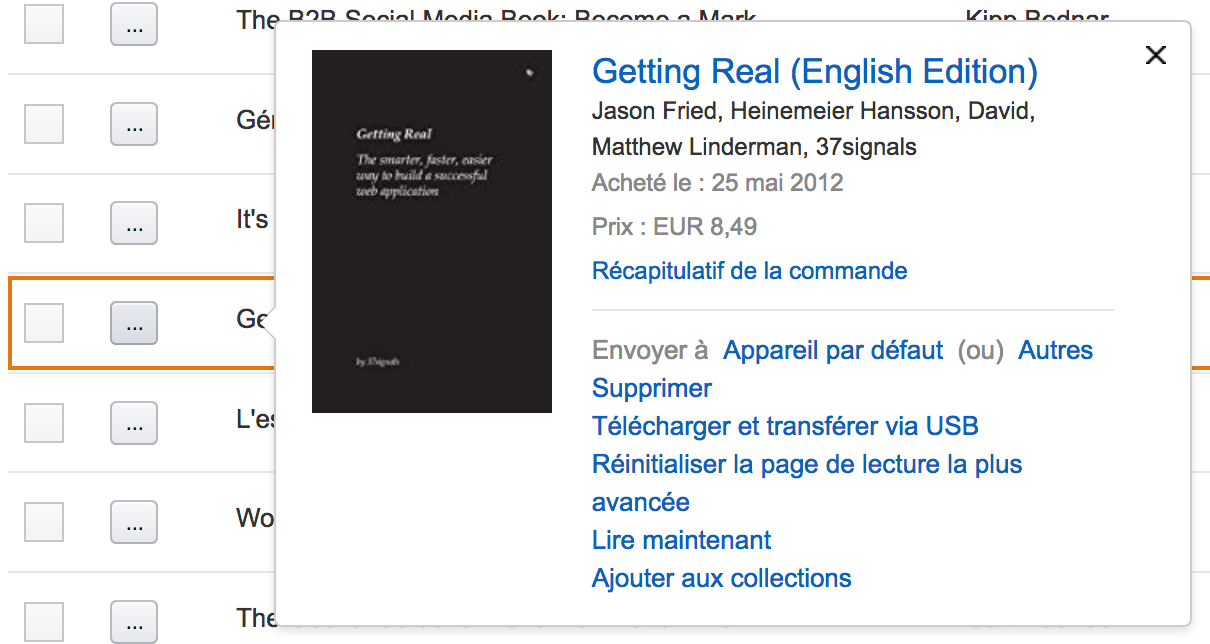 Comment déprotéger un livre Kindle pour le prêter, le lire