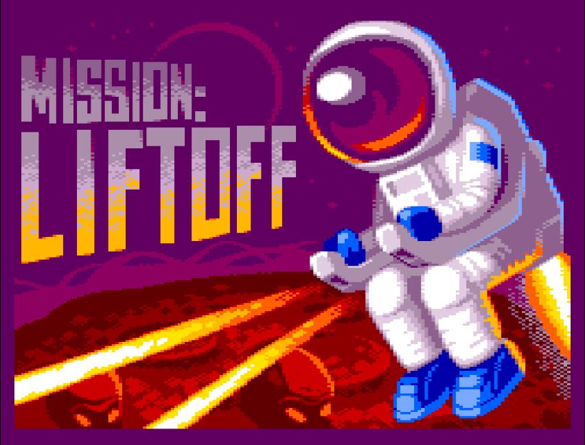 Mission: Liftoff – Un nouveau jeu pour le TO8 / TO9+