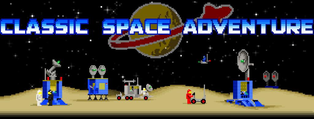 LEGO Classic Space Adventure – Le jeu vidéo 2D qui vous emmènera sur Mars