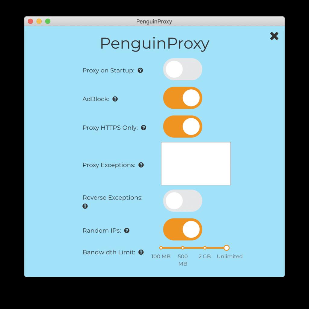 delicate colors get new new release PenguinProxy – Un service de VPN communautaire, gratuit et ...