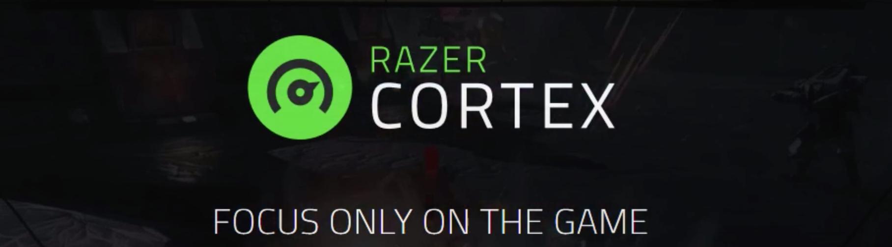 Razer Cortex – L'utilitaire qui booste les performances de votre PC de gamer
