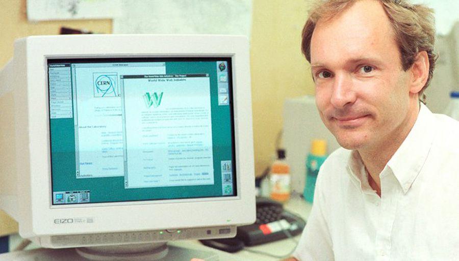 Découvrez le World Wide Web comme en 1990