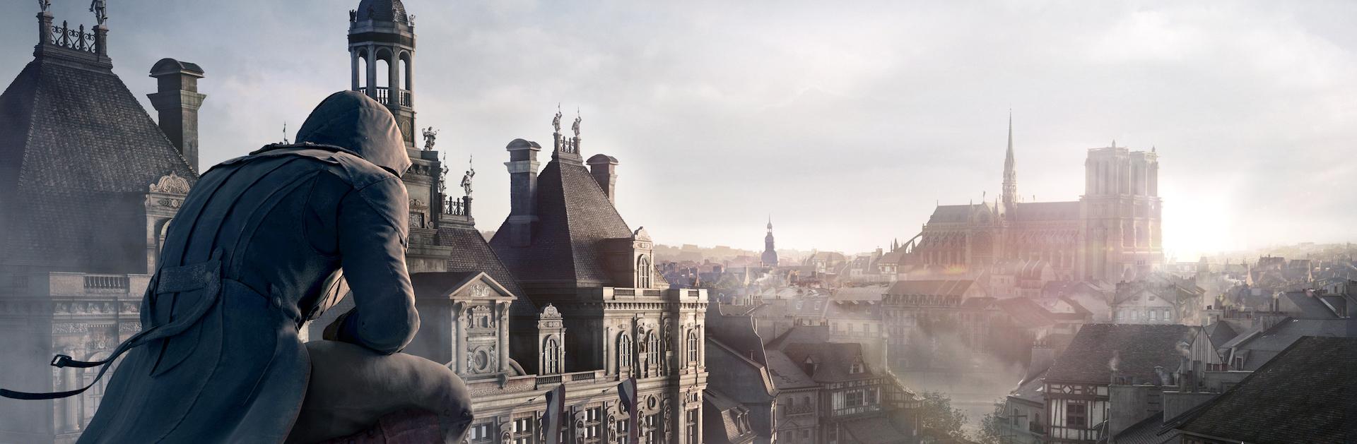 Téléchargez Assassin Creed Unity gratuitement #NotreDame