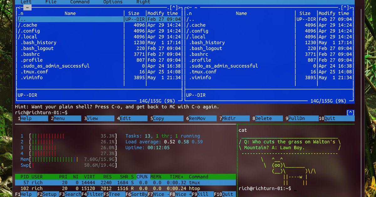 Le Terminal de Windows fait peau neuve et passe en open source !