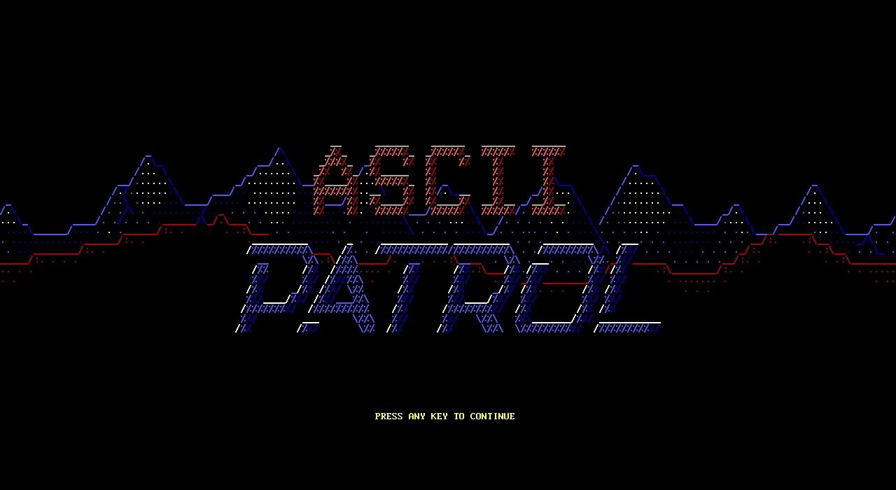 Jouez à Moon Patrol en mode ASCII dans un terminal Linux