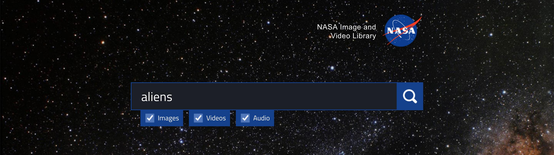 Le site de la NASA qui va faire plaisir aux fondus d'espace