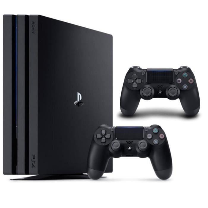 Pack PlayStation 4 et manettes Dualshock
