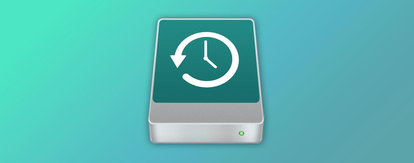 Comment accélérer jusqu'à 10x la sauvegarde Time Machine ?