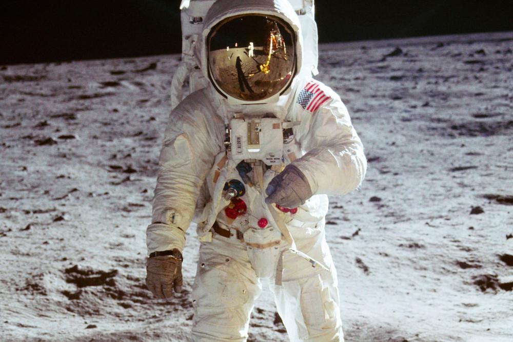 Quand LEGO célèbre la mission Apollo 11