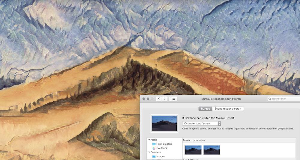 Où trouver des fonds d'écran dynamiques pour macOS et surtout comment créer vos propres «dynamic wallpaper» ?