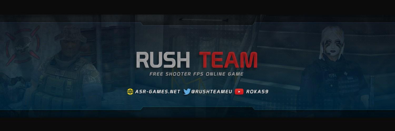 FPS dans le navigateur #2 : Rush Team