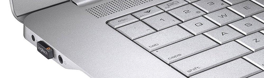 Pensez à patcher votre clavier et souris Logitech sans fil