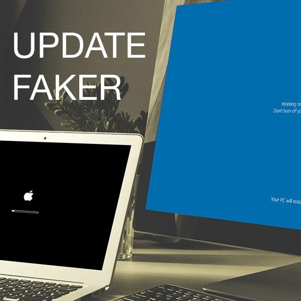Update Faker