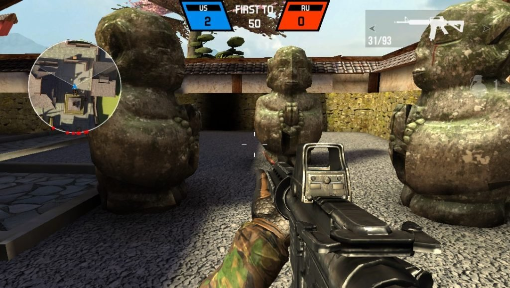 FPS Bullet Force carte Zen