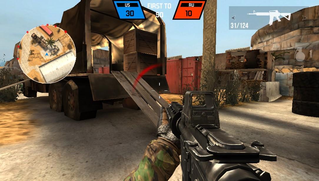 Jeu FPS Bullet Force