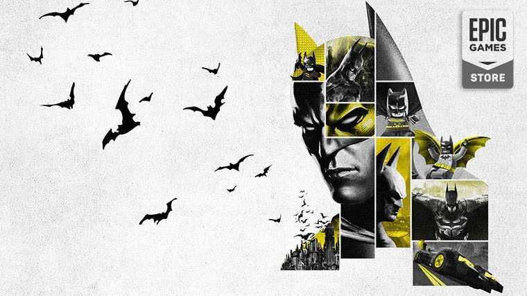6 jeux Batman à télécharger gratuitement (Trilogie Arkham et Trilogie LEGO Batman)