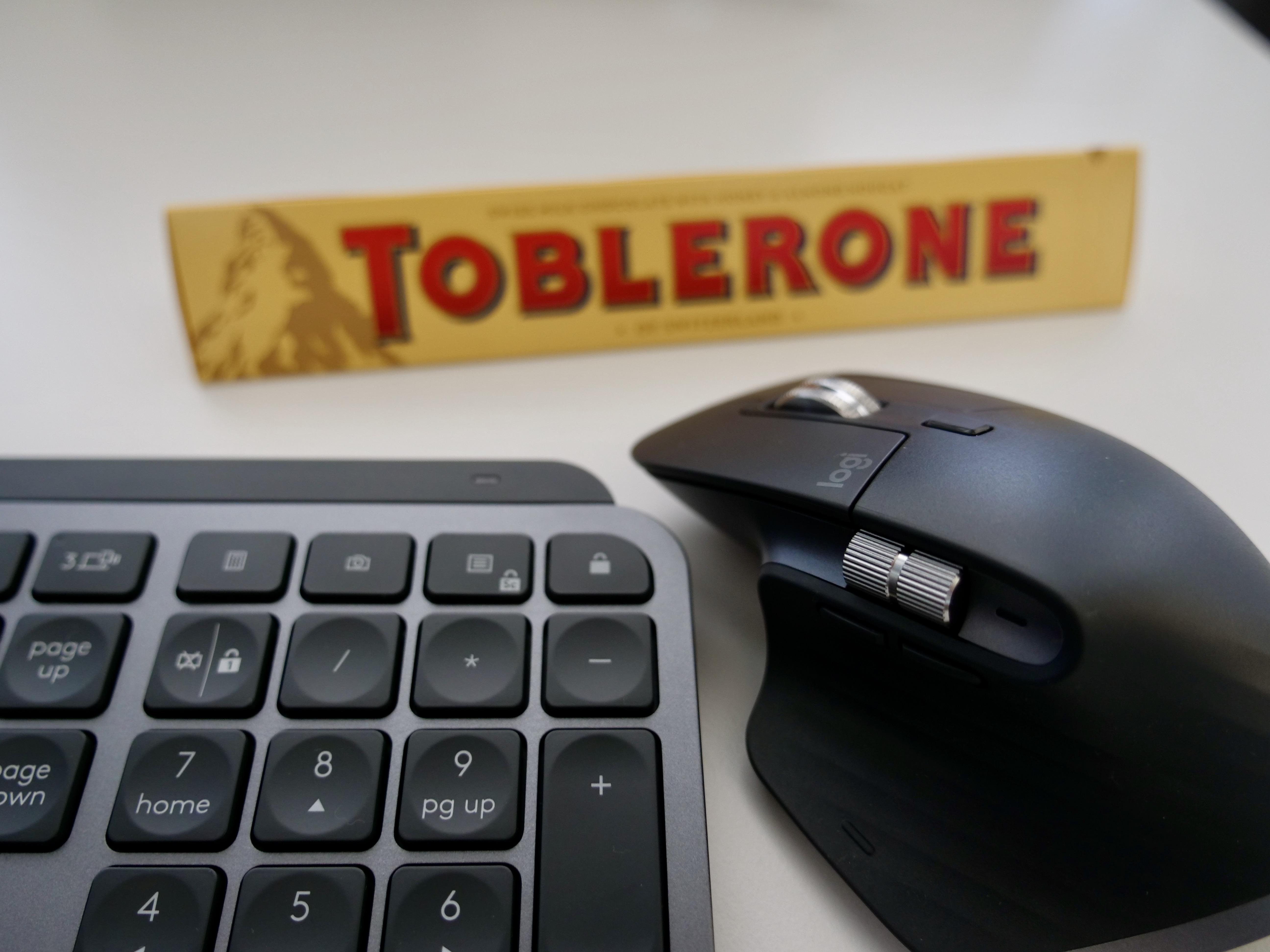 A la découverte du clavier MX Keys et de la souris MX Master 3 de Logitech