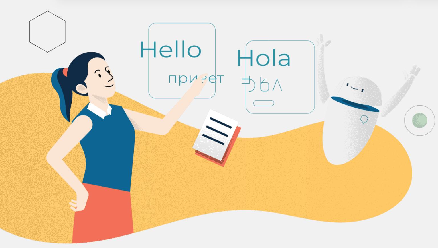 Un client Mac et Windows pour le moteur de traduction DeepL