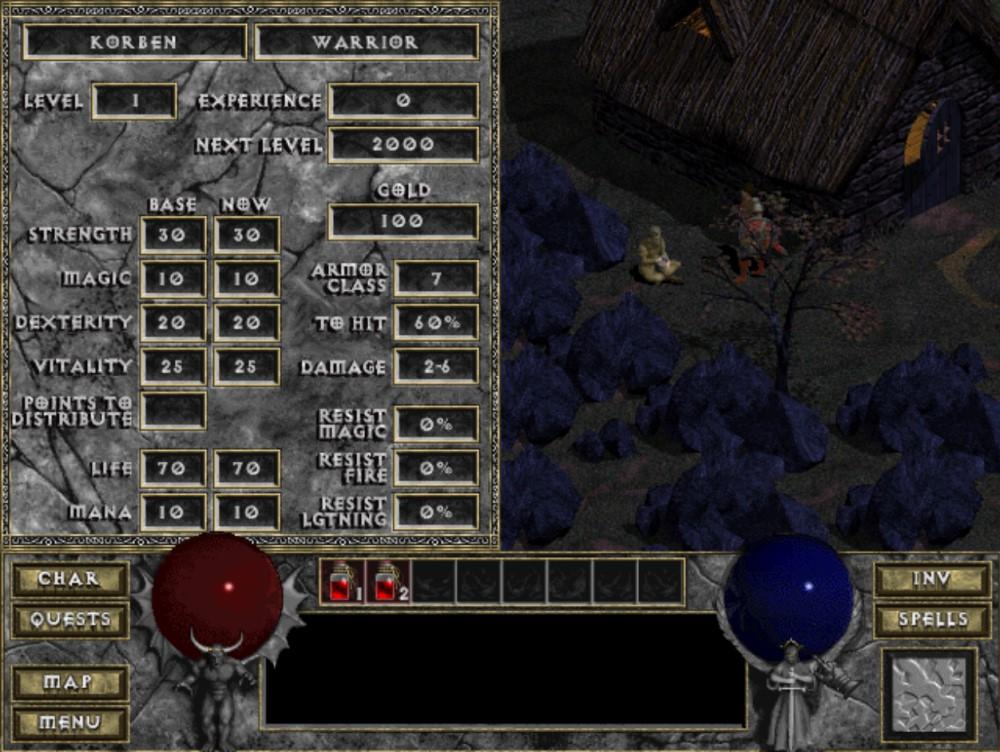 Jouez gratuitement à Diablo depuis votre navigateur