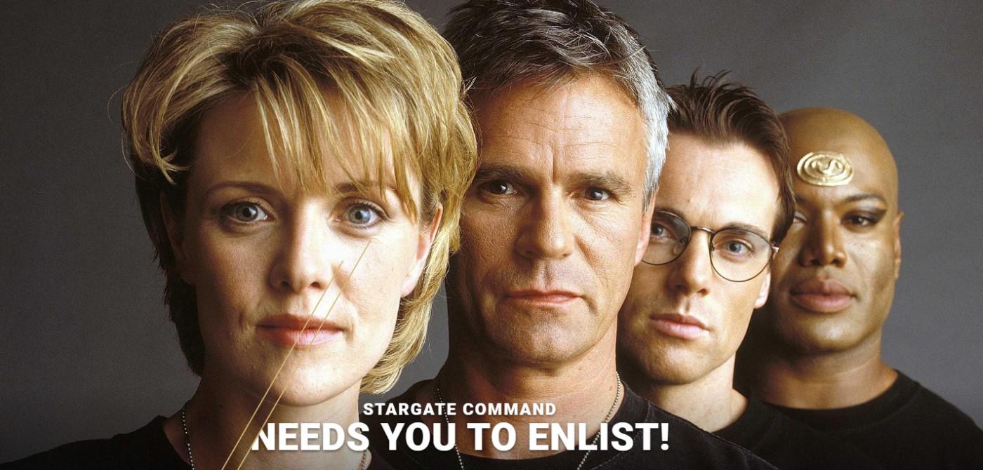 Stargate Command, pour tous les fans de la série